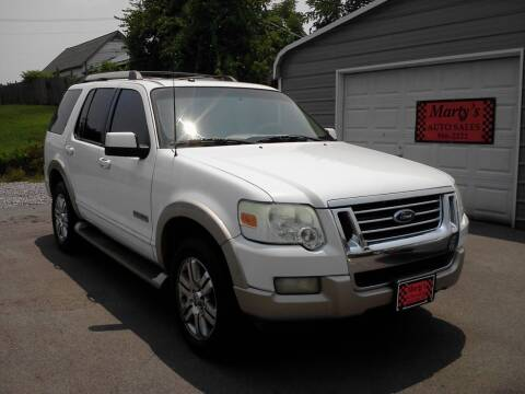2006 Ford Explorer for sale at Marty's Auto Sales in Lenoir City TN