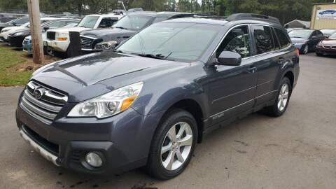 2014 Subaru Outback for sale at GA Auto IMPORTS  LLC in Buford GA
