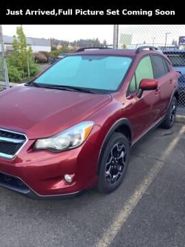 2015 Subaru XV Crosstrek for sale at Royal Moore Custom Finance in Hillsboro OR