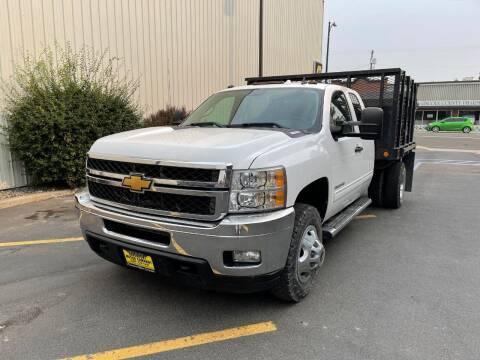 2012 Chevrolet Silverado 3500HD for sale at DAVENPORT MOTOR COMPANY in Davenport WA