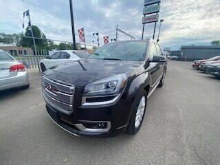 2015 GMC Acadia for sale at Car Depot in Detroit MI