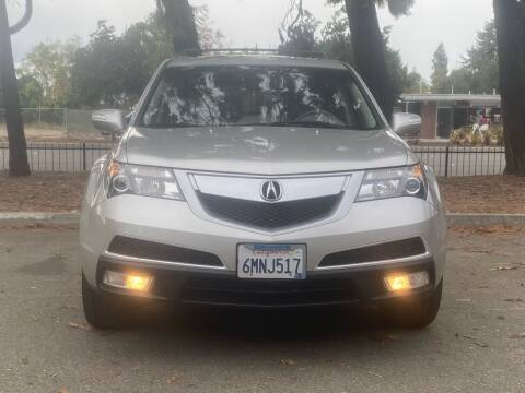 2010 Acura MDX for sale at CARFORNIA SOLUTIONS in Hayward CA