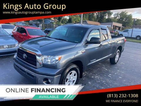 2008 Toyota Tundra for sale at Kings Auto Group in Tampa FL
