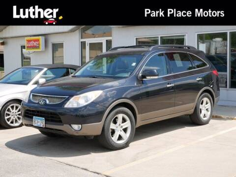 2007 Hyundai Veracruz for sale at Park Place Motor Cars in Rochester MN