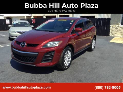 2010 Mazda CX-7 for sale at Bubba Hill Auto Plaza in Panama City FL
