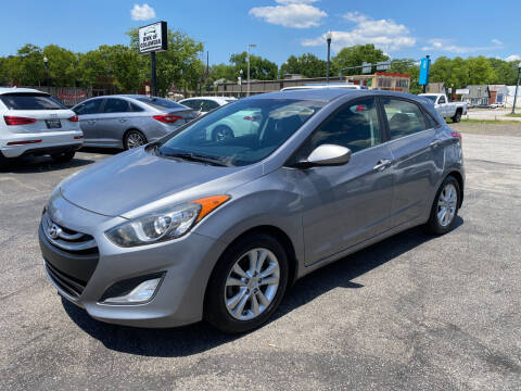 2013 Hyundai Elantra GT for sale at BWK of Columbia in Columbia SC