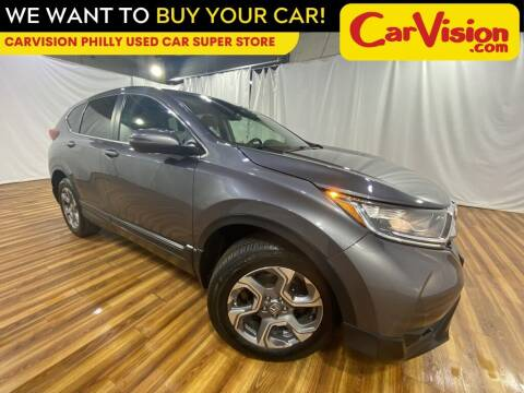2018 Honda CR-V for sale at Car Vision Mitsubishi Norristown - Car Vision Philly Used Car SuperStore in Philadelphia PA