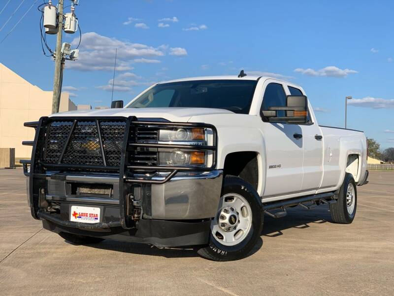 2015 Chevrolet Silverado 2500HD for sale at AUTO DIRECT Bellaire in Houston TX