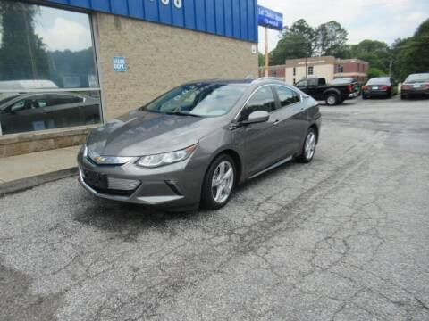 2016 Chevrolet Volt for sale at Southern Auto Solutions - 1st Choice Autos in Marietta GA