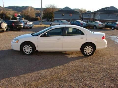 2004 Chrysler Sebring for sale at Bennett's Motorsports in Hot Springs SD