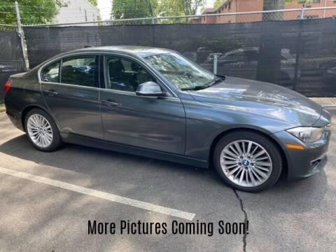 2014 BMW 3 Series for sale at Warner Motors in East Orange NJ