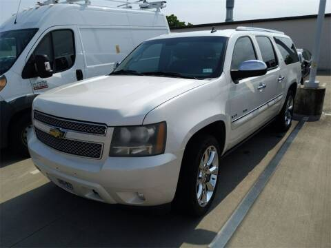2008 Chevrolet Suburban for sale at Excellence Auto Direct in Euless TX
