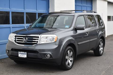 2013 Honda Pilot for sale at IdealCarsUSA.com in East Windsor NJ