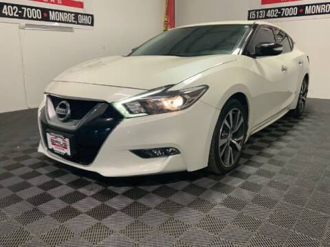 2017 Nissan Maxima for sale at SIRIUS MOTORS INC in Monroe OH
