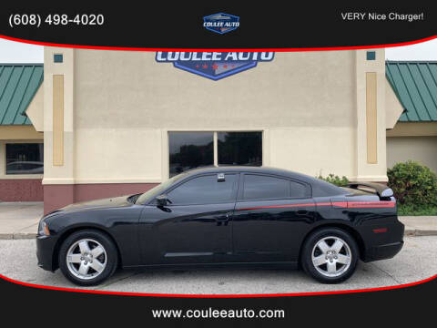 2014 Dodge Charger for sale at Coulee Auto in La Crosse WI