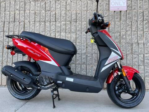 2021 Kymco Agility 125 for sale at Chandler Powersports in Chandler AZ