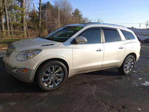 2012 Buick Enclave for sale at Family Auto Sales of Johnson City in Johnson City TN
