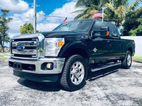 2016 Ford F-250 Super Duty for sale at Venmotors LLC in Hollywood FL
