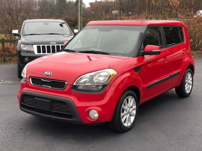 2013 Kia Soul for sale at Pine Grove Auto Sales LLC in Russell PA