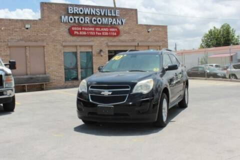 2010 Chevrolet Equinox for sale at Brownsville Motor Company in Brownsville TX
