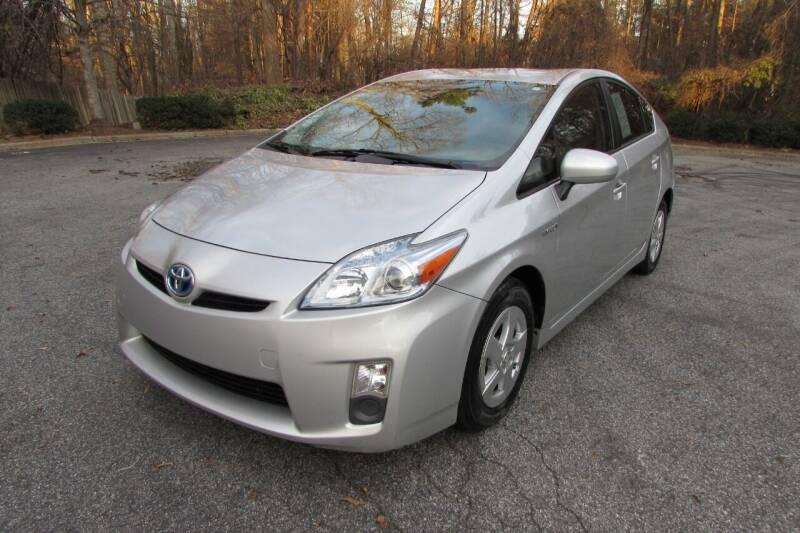 2011 Toyota Prius for sale at AUTO FOCUS in Greensboro NC