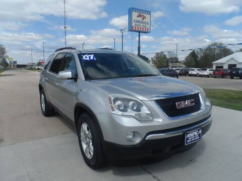 2007 GMC Acadia for sale at America Auto Inc in South Sioux City NE