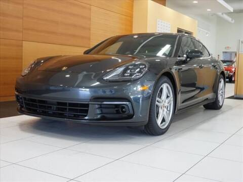2019 Porsche Panamera for sale at PORSCHE OF NORTH OLMSTED in North Olmsted OH