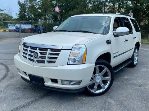 2007 Cadillac Escalade for sale at JMAC IMPORT AND EXPORT STORAGE WAREHOUSE in Bloomfield NJ