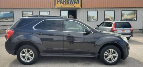 2010 Chevrolet Equinox for sale at Parkway Motors in Springfield IL