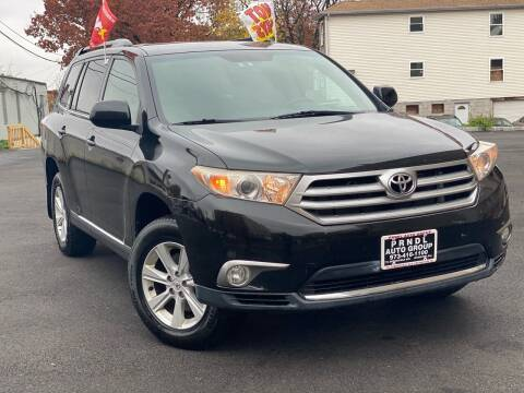 2011 Toyota Highlander for sale at PRNDL Auto Group in Irvington NJ