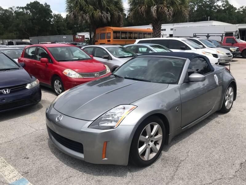 2005 Nissan 350Z for sale in Gainesville, FL