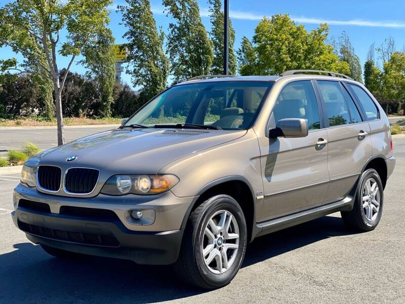2006 BMW X5 for sale at Silmi Auto Sales in Newark CA