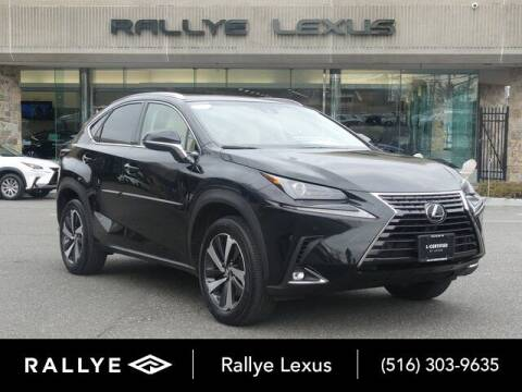 2018 Lexus NX 300 for sale at RALLYE LEXUS in Glen Cove NY