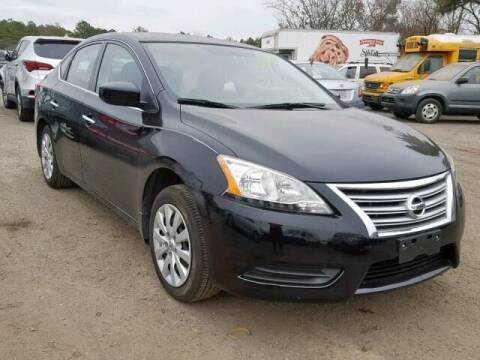 2015 Nissan Sentra for sale at Auto Wholesalers Of Rockville in Rockville MD