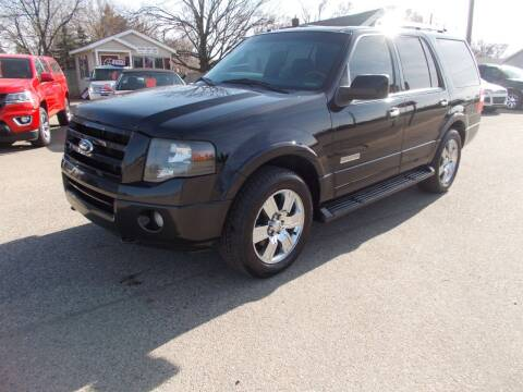 2008 Ford Expedition for sale at Jenison Auto Sales in Jenison MI