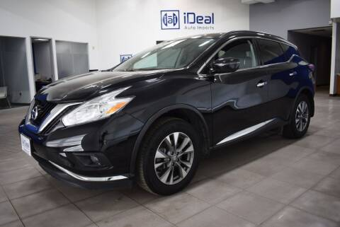 2017 Nissan Murano for sale at iDeal Auto Imports in Eden Prairie MN