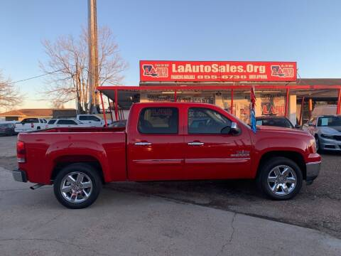 2012 GMC Sierra 1500 for sale at LA Auto Sales in Monroe LA