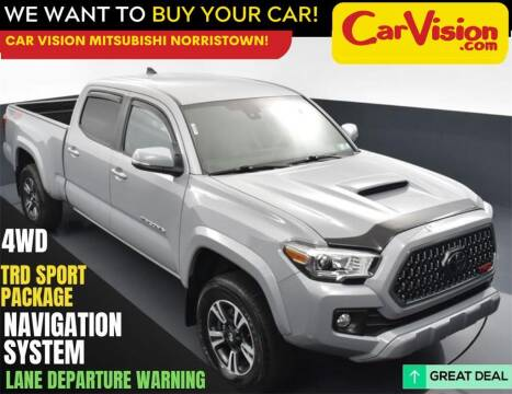 2019 Toyota Tacoma for sale at Car Vision Mitsubishi Norristown in Norristown PA