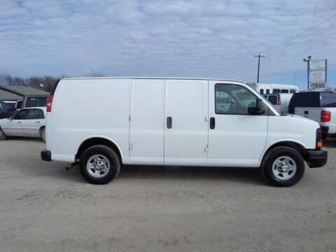 2008 Chevrolet Express Cargo for sale at AUTO FLEET REMARKETING, INC. in Van Alstyne TX