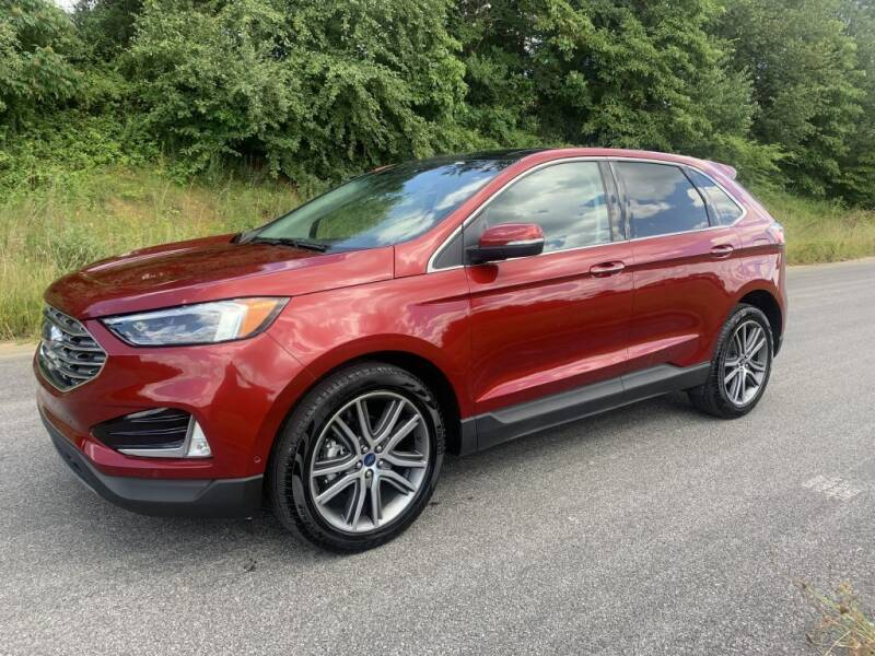 2019 Ford Edge for sale in New Salisbury, IN