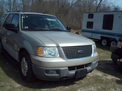 2004 Ford Expedition for sale at Frank Coffey in Milford NH