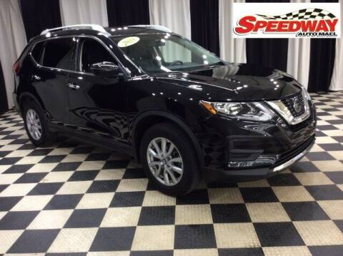 2018 Nissan Rogue for sale at SPEEDWAY AUTO MALL INC in Machesney Park IL