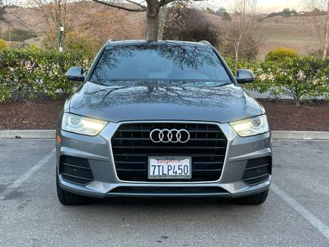 2016 Audi Q3 for sale at CARFORNIA SOLUTIONS in Hayward CA
