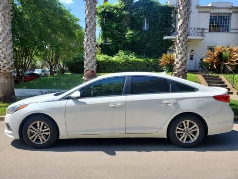 2017 Hyundai Sonata for sale at Progressive Auto Plex in San Antonio TX