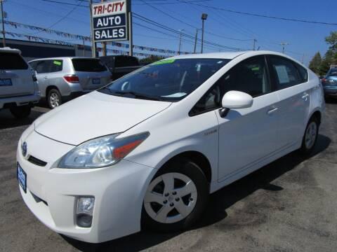 2011 Toyota Prius for sale at TRI CITY AUTO SALES LLC in Menasha WI