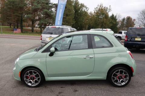 2013 FIAT 500 for sale at GEG Automotive in Gilbertsville PA
