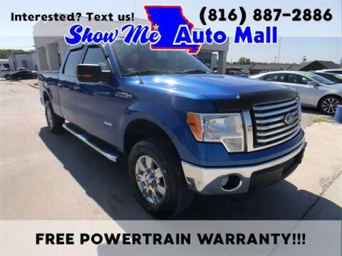 2012 Ford F-150 for sale at Show Me Auto Mall in Harrisonville MO