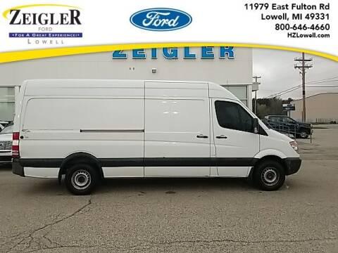 2011 Mercedes-Benz Sprinter Cargo for sale at Zeigler Ford of Plainwell- Jeff Bishop in Plainwell MI