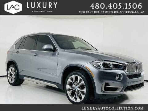 2018 BMW X5 for sale at Luxury Auto Collection in Scottsdale AZ