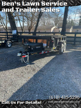 2021 Doolittle MD721210KDC for sale at Ben's Lawn Service and Trailer Sales in Benton IL